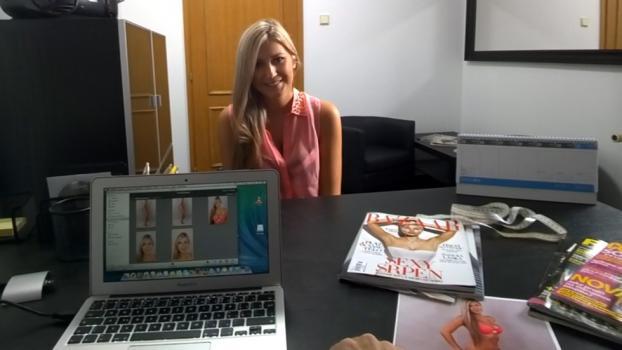 Czechav.com- Vladka - innocent blonde