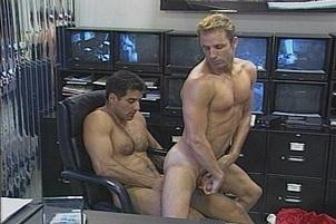 Awesomeinterracial.com- Horny Butt Fuckers Skip Work For Anal