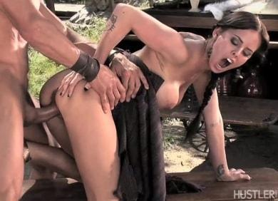 Hustler.com- Brandy Aniston in This Ain_t Conan The Barbarian XXX