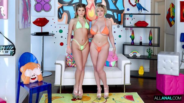 Allanal_com- Butthole Delight with Vienna and Dee